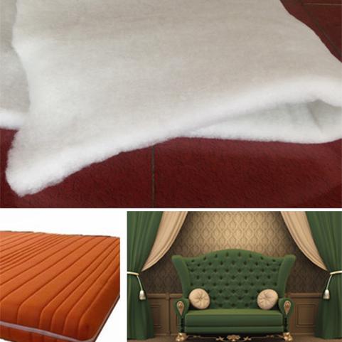 无胶棉 家具沙发 床垫填充物