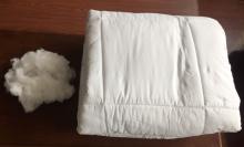 纺羽绒被-仿羽绒棉