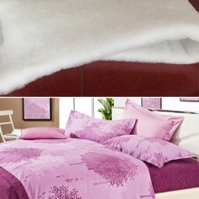 无胶棉 家纺被子、服装棉衣、家具填充物